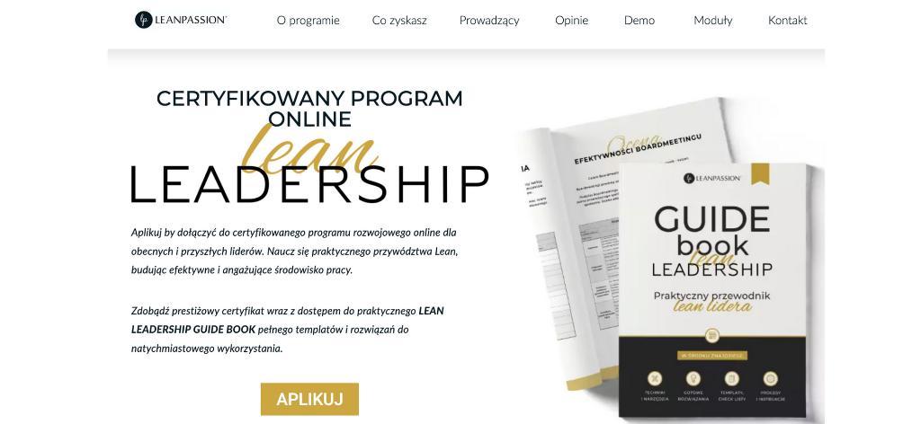 lean-leadership-online