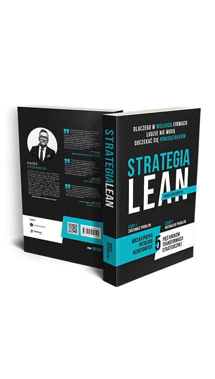 Strategia Lean Radek Drzewiecki